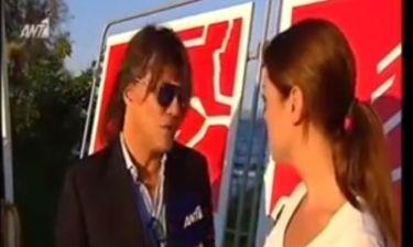 Ηλίας Ψινάκης: «Υπάρχουν κάτι κουρ@δ@μαγκες που με απειλούν»