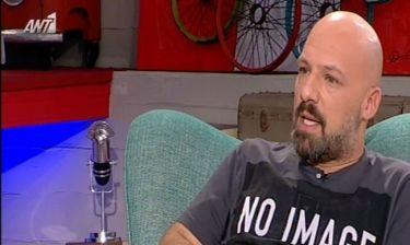 Νίκος Μουτσινάς: «Δεν τα βρήκαμε στα οικονομικά με τον Alpha. Να πάρω ένα σπίτι ήθελα»