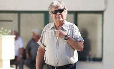 Γιάννης Μόρτζος: «Απεχθάνομαι το ποδόσφαιρο και το κουτσομπολιό»