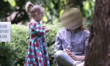 Μετά τον χωρισμό, κινδυνεύει να χάσει την κηδεμονία της κόρης της