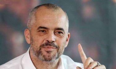 Προκλητικός ο Αλβανός πρωθυπουργός!