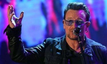 Η συγγνώμη του Bono