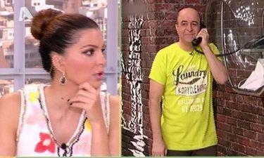 Η τηλεφωνική φάρσα του Σεφερλή νούμερο ένα θέμα συζήτησης στα πηγαδάκια της showbiz!
