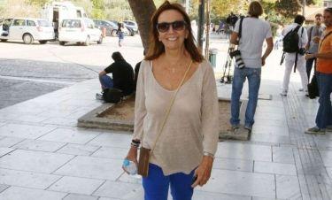 Μιρέλλα Παπαοικονόμου: Περίπατος στο κέντρο της Αθήνας