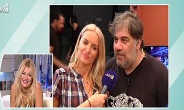 Δημήτρης Σταρόβας: «Ένα κορίτσι με ρώτησε αν είναι πιο κοντή από την… Μπεκατώρου»