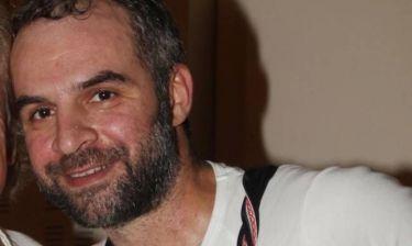 """Χρήστος Τριπόδης: «Μόνο εμείς """"σκοτώνουμε"""" τον έρωτα, ούτε ο γάμος, ούτε κανένας άλλος»"""