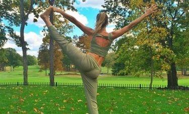 Γυμναστική στη φύση!