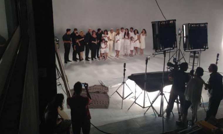 Το gossip-tv.gr στα backstage των γυρισμάτων του τρέιλερ της σειράς «Το Σόι σου»
