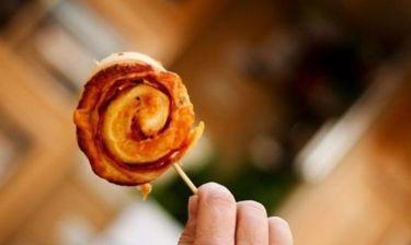 Φτιάξτε pizza pops εύκολα, για το παιδικό πάρτι και όχι μόνο!