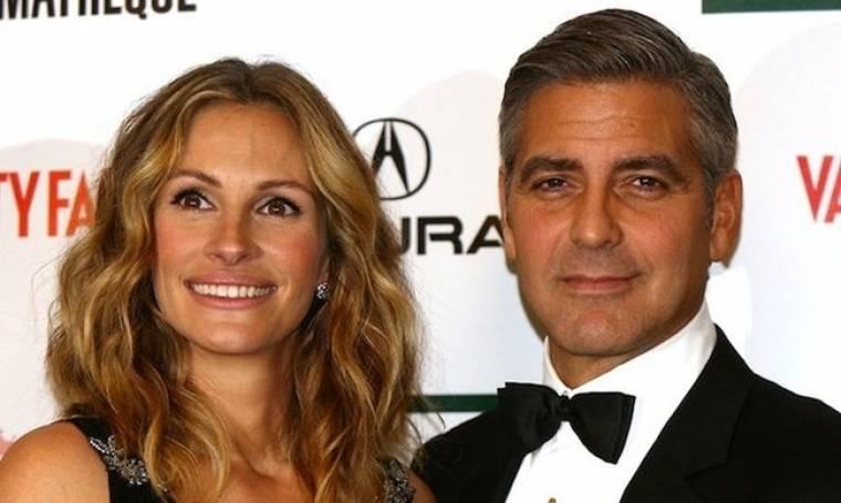 Julia Roberts: Η συμβουλή που έδωσε στον Clooney πριν τον γάμο του με την Amal