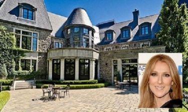 Δείτε την έπαυλη που πουλάει η Σελίν Ντιόν στον Καναδά, 26 εκατομμύρια δολάρια!
