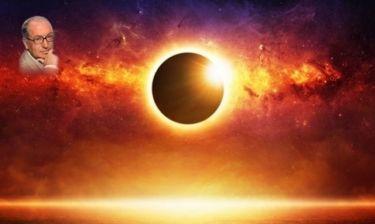 Κ. Λεφάκης: Καθοριστική η Ηλιακή Έκλειψη - απαιτούνται λεπτές ισορροπίες