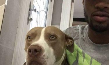 Πολ Τζορτζ: Έπαιξε μπάσκετ με αντίπαλο το... σκύλο του! (video)