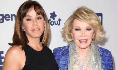 Δεν θα πιστεύετε πόσα χρήματα κληρονομεί η κόρη της Joan Rivers!