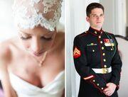 Η καρκινοπαθής νύφη που συγκινεί