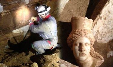 Αμφίπολη: «Στον τρίτο θάλαμο, πίσω από τα αγγεία, θα βρουν το νεκρό»