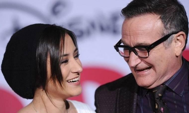 Τατουάζ στη μνήμη του πατέρα της έκανε η  κόρη του Robin Williams