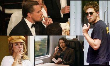 Το trend των celebrities για το κόψιμο του καπνίσματος είναι το ηλεκτρονικό τσιγάρο!