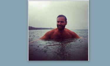 Παναγιώτης Μπουγιούρης: Δεινός χειμερινός κολυμβητής