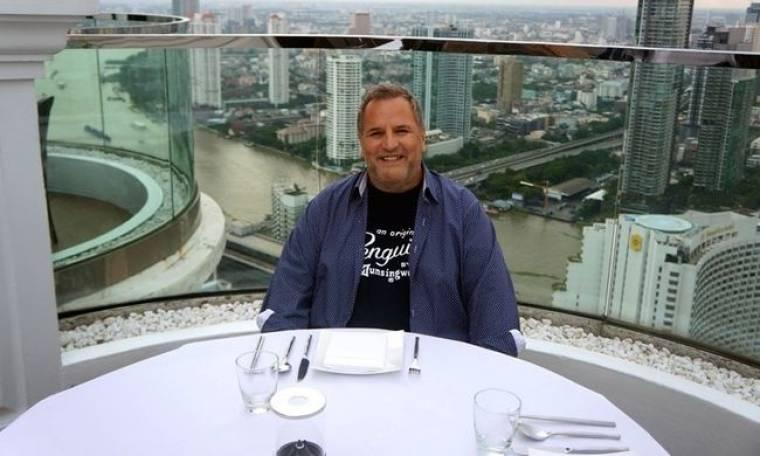 «1000 μίλια γεύσεις»: Πρεμιέρα στην Σιγκαπούρη για τον Βαγγέλη Δρίσκα