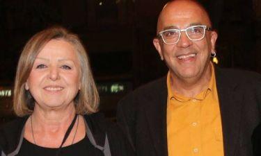 Γιάννης Ζουγανέλης: «Είμαι ευτυχής που πάνω από 30 χρόνια συμβιώνω με την Ισιδώρα»