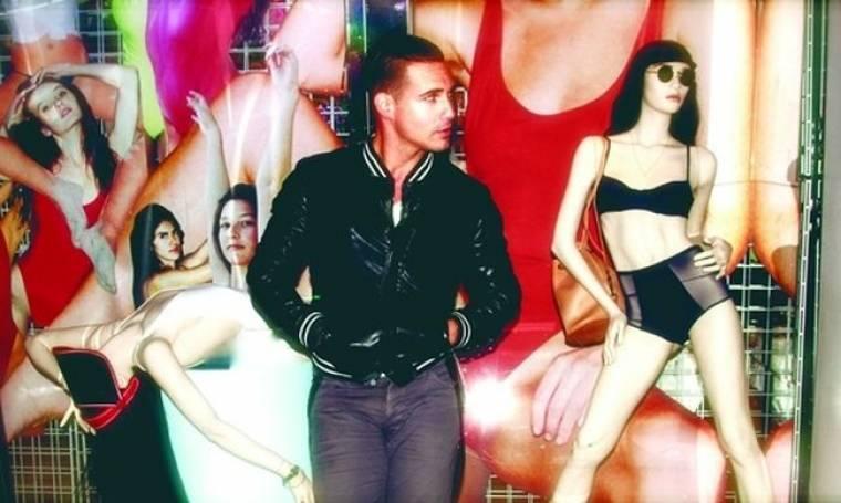 Άνθιμος Ανανιάδης: «Έχω ζήσει όμως τα ξέφρενα πάρτι του Hollywood»