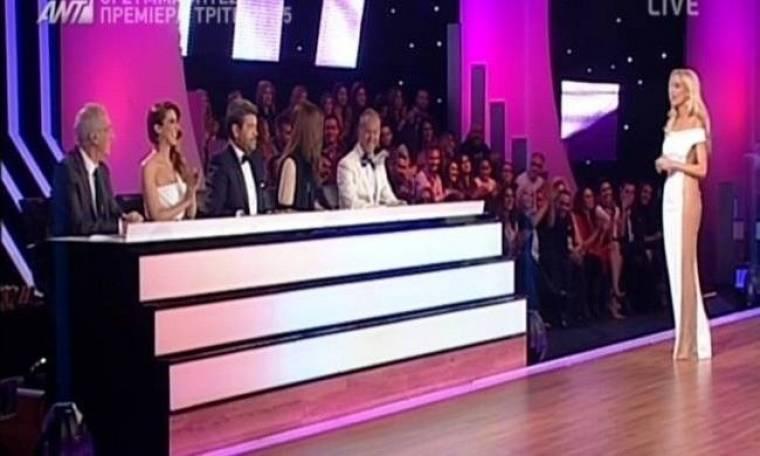Dancing with the stars…η Καίτη Γαρμπή, ο Αφρικανός και το χασμουρητό (Nassos blog)