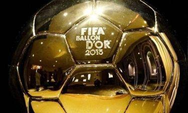 Οι υποψηφιότητες της «Χρυσής Μπάλας»
