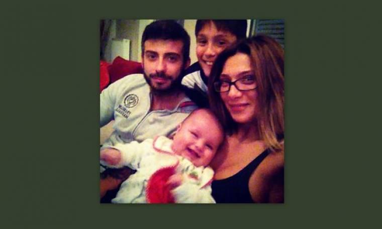Η οικογενειακή φωτογραφία της Ηλιάδη!