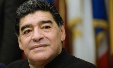 Σοκαριστικό video! Ο Maradona χαστουκίζει την σύντροφό του