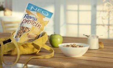 Η οικογένεια των δημητριακών FITNESS® μεγαλώνει και καλωσορίζει τα νέα FITNESS Protein!