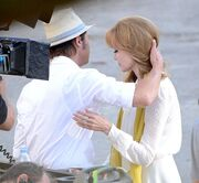 Η Angelina Jolie ξανθιά με αφέλειες