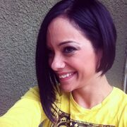 Νέο look για την Κατερίνα Τσάβαλου