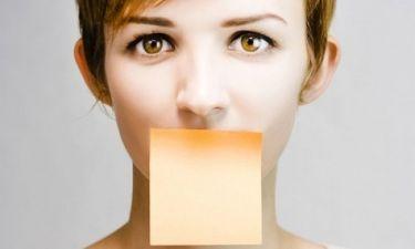 Κακοσμία στόματος: Σύμπτωμα 7 διαφορετικών ασθενειών