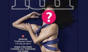 Διάσημη μανούλα φωτογραφίζεται ολόγυμνη και... προκαλεί! Ποια είναι;