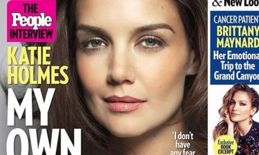 Katie Holmes: «Νιώθω έτοιμη για νέες προκλήσεις»