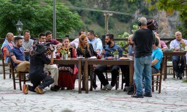 «Επιστροφή στο χωριό»: H Ευτυχία Φράγκου στο Γαρδίκι Τρικάλων