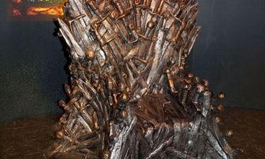 Αλλιώς φανταζόταν τον θρόνο ο σεναριογράφος του Game of thrones