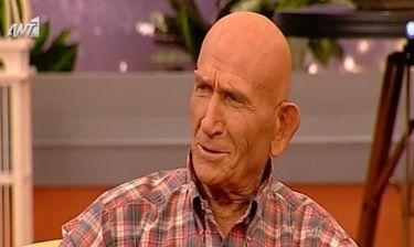 Κώστας Γκουσγκούνης: Η πρώτη του τηλεοπτική εμφάνιση μετά από 15 χρόνια