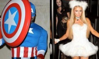 Τι φόρεσαν οι celebrities για να γιορτάσουν το Halloween;