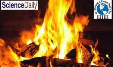 Τζάκι και σόμπες ξύλου: ΟΛΟΙ οι κίνδυνοι που κρύβουν για την υγεία σας