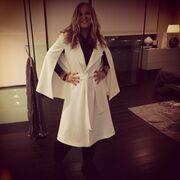 Η Ναταλία Γερμανού είναι φαν των ρούχων της Μπόσνιακ!
