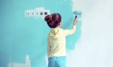 Δείτε πώς μπορεί να επιδράσει το χρώμα του δωματίου στην ψυχολογία του παιδιού μας!