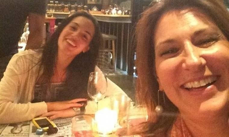 Ειρήνη Νικολοπούλου: Selfie φωτογραφία με την κόρη της