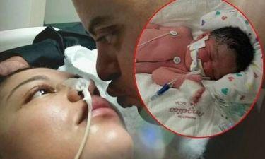 ΗΠΑ: Ξύπνησε από κώμα και γέννησε