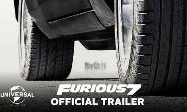 Fast and Furius 7: Συγκίνηση για Πολ Γουόκερ στο πρώτο τρέιλερ