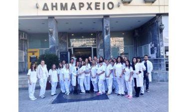 «Σημαντική πρωτοβουλία ενημέρωσης  του τμήματος Νοσηλευτικής ΙΕΚ ΞΥΝΗ ΠΕΙΡΑΙΑ  για την πρόληψη καρκίνου του μαστού»