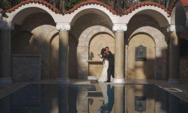 Λαμπερός γάμος στην Εκάλη!