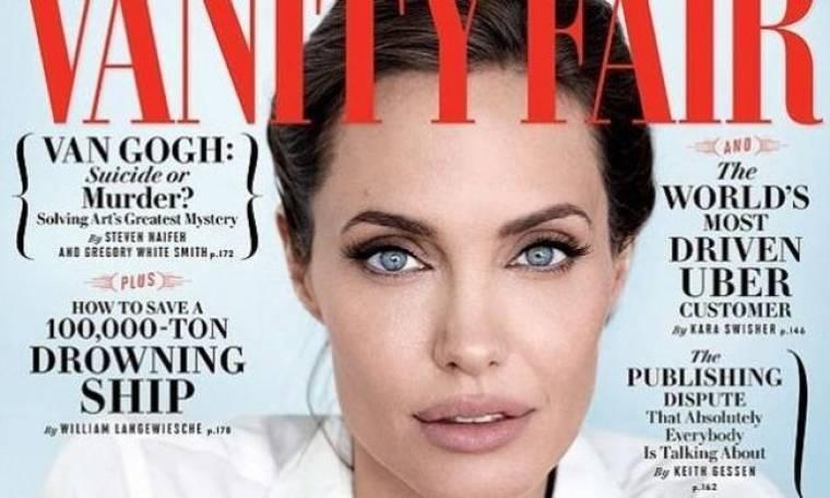 H Αngelina Jolie θέλει να γίνει πολιτικός!