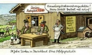 Αστρολογική επικαιρότητα, 4/11: Σκίτσο Γερμανικού σχολικού βιβλίου με τον Ερντογάν ως «σκύλο»